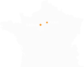 map-dreux