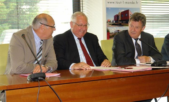 l'Agglo du Pays de Dreux et la CCI d'Eure-et-Loir signent une charte d'engagement territorial