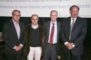 Retour sur la 6e édition de l'Odyssée des Entreprises : la transmission et la reprise d'entreprise.