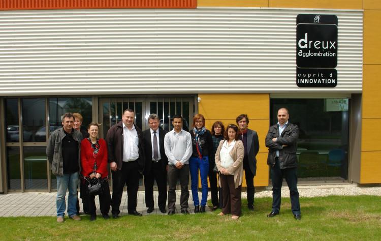 Gérard Hamel à la rencontre des créateurs d'entreprises : « Les petits projets font les grandes entreprises ! »