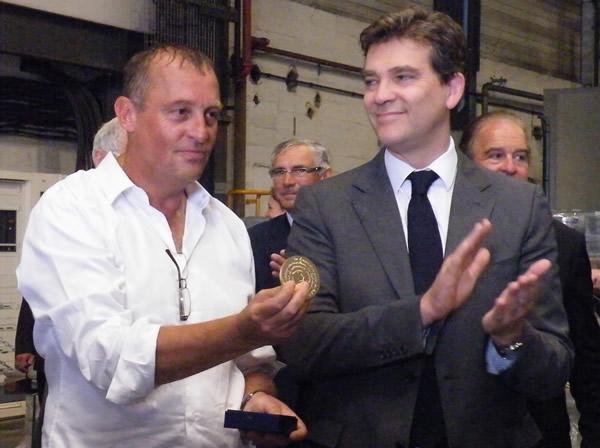 Retour sur la relocalisation des fonderies Loiselet à Dreux