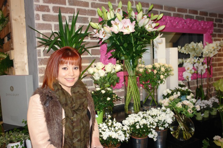 L'Atelier de Stella revisite les fleurs