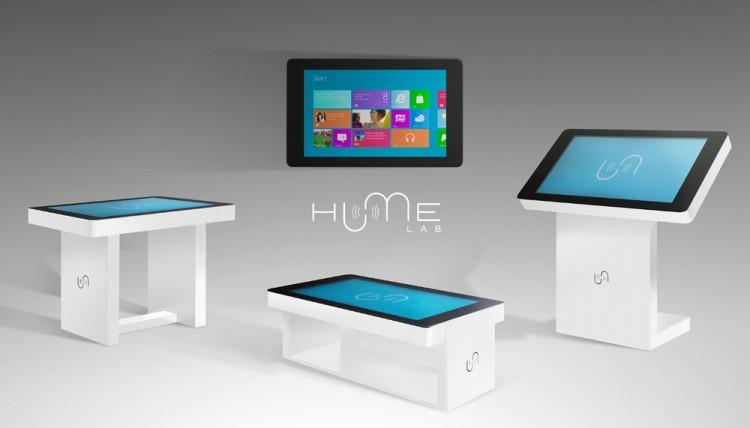 HUMElab, un fabriquant de mobilier tactile, design et interactif à Dreux !