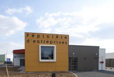 Formation longue à la création d'entreprise de Dreux (FAE) dans les locaux de la Pépinière d'entreprises.