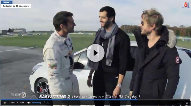 PRO'PULSION et le circuit de l'Ouest Parisien dans l'émission TURBO de M6