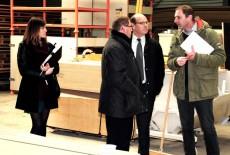 Visite de l'entreprise TIB à Brezolles