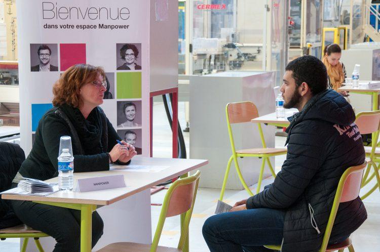 Bourse à l'emploi spéciale Maintenance Industrielle au lycée Edouard Branly à Dreux