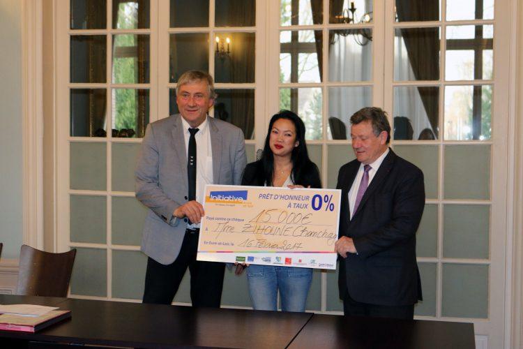 L'Agglo du Pays de Dreux signe une convention de partenariat avec Initiative Eure-et-Loir