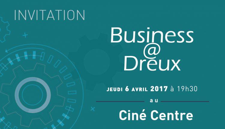 Business@Dreux du 6 Avril 2017 : Gestion des Ressources Humaines