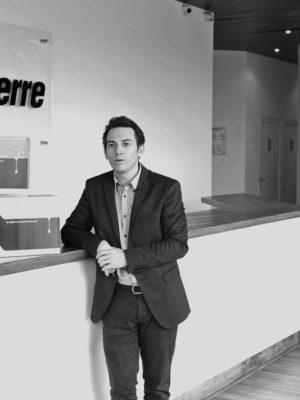 Laurent Berthuel, Directeur Général de Printerre