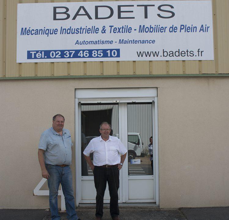 Transmission de l'entreprise Badetsà Vernouillet