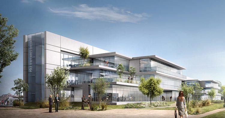 Pôle Gare de Dreux : création d'un quartier d'affaires