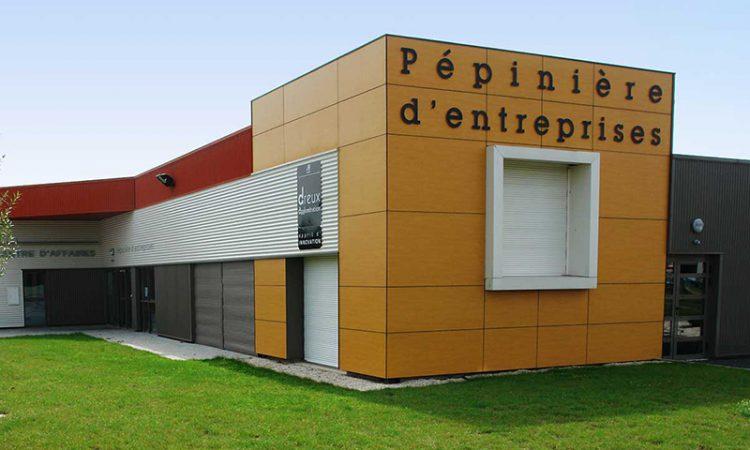 Zone des Livraindières à Dreux : location de bureaux d'entreprises