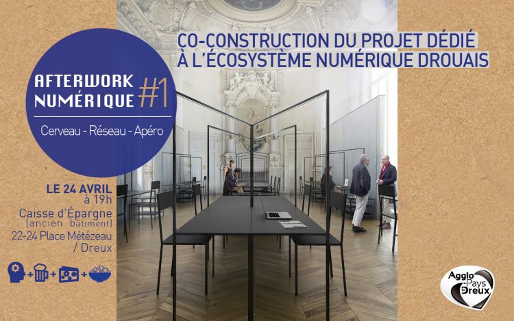 Afterwork numérique : construire ensemble le futur pôle éco-numérique