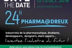 Lancement des «24H Pharma@Dreux»: un marathon créatif sur le thème de l'industrie pharmaceutique du futur