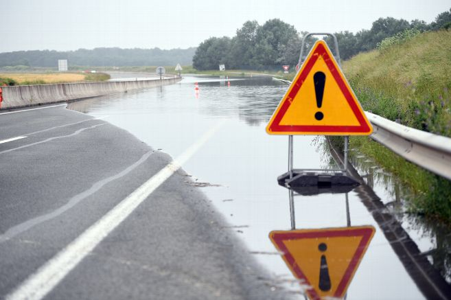 Procédure de catastrophe naturelle