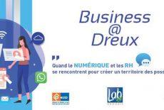 Business@Dreux : Ressources Humaines et Numérique.