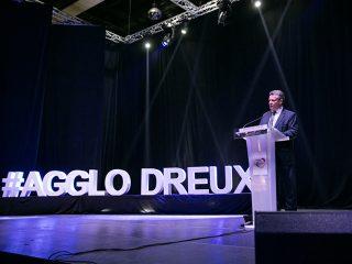 Vœux 2019 : Gérard Hamel dévoile les grands projets devant 1200 chefs d'entreprises