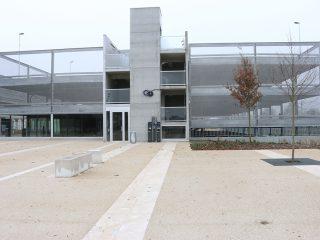 Pôle Gare de Dreux : le nouveau parking a ouvert ses portes