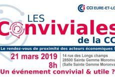 Venez participer au Speed Business Meeting de la CCI 28 et de l'Agglo du Pays de Dreux