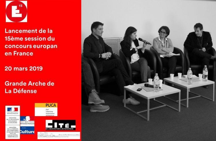 Concours Europan : l'appel à candidature est lancé !