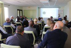 Une réunion technique autour de la zone d'activité Porte Sud à Vernouillet