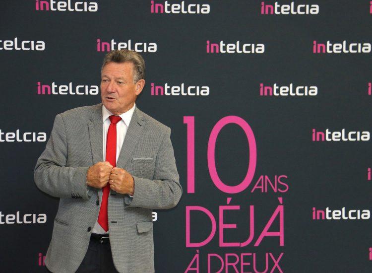 Intelcia fête ses 10ans à Dreux