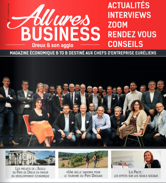 L'actualité économique de l'Agglo du Pays de Dreux dans la presse
