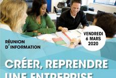 Se former à la création/reprise d'entreprise à Dreux