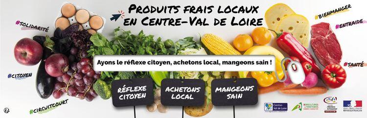 La Région met les produits frais et locaux à l'honneur !