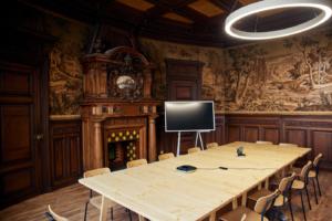 """""""Le Bureau du Directeur"""", salle de réunion"""