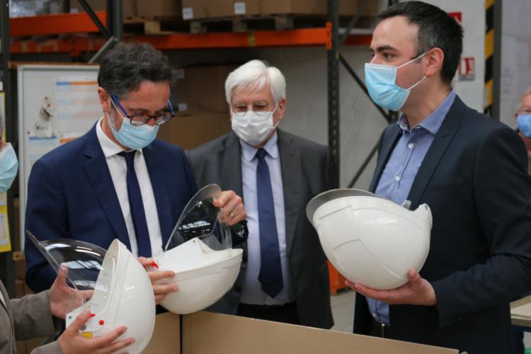 Une entreprise d'Ézy-sur-Eure bénéficiaire du plan de relance